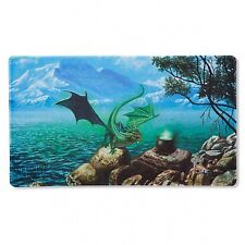 "Dragon Shield Playmat - Bayaga ""Mint"" (Limited Edition) Matte Spielunterlage"