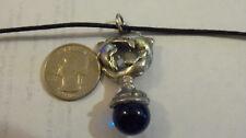 bling pewter beach sea nautical dolphin pendant charm chain hip hop necklace yo
