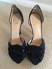 Women's Stiletto Satin Party Heels