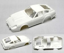 1pc 1982 TYCO Datsun 280-ZX 280Z Nissan Slot Car UNFINISHED WHITE BODY noWS/Wing
