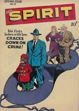 The Spirit #8 Photocopy Comic Book