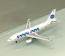 Gemini Jets 1/400 Pan Am American Airbus A310-300 N823PA die cast metal model