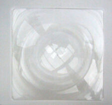 "Large RIGID Acrylic Fresnel Lens SOLAR Magnifier Oven cooker 15""x15"" 395x395mm"