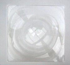 """Grande RÍGIDAS Acrílico Fresnel Lente SOLAR Lupa Horno cocina 15""""x15"""" 395x395mm"""
