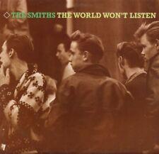 The Smiths(Vinyl LP)The World Won't Listen-Rough Trade-ROUGH 101-UK-198-NM-/NM