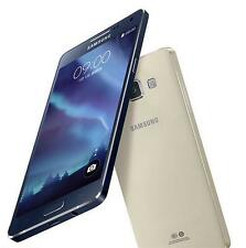 New Unlocked Samsung Galaxy A7 SM-A7000 Dual SIM 16GB  13MP 4G Smartphone Black