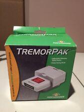 Vtg Nintendo N64 Performance TremorPak Vibration Pack Controller New NIB
