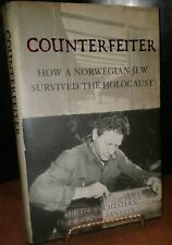 Counterfeiter: How A Norwegian Jew Survived The Holocaust, hardcover