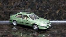 Hongwell Cararama Yat Ming 1:72 SAAB 9.3 Viggen Green Premium Die-Cast Model HTF