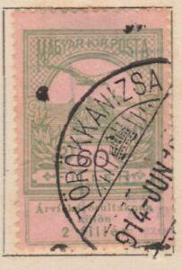 Ungarn Hungary Semi-Postal 1913 60f Used A18P32F529