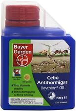 Poison Appât Granulé anti Bayer de fourmis Baythion gr 200g