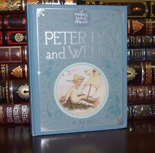 Peter Pan & Wendy J.M. Barrie Illustrated Mabel Attwell New Hardcover 2 Day Ship