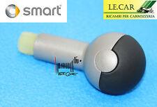 POMELLO MARCE CAMBIO MANUALE IN PELLE - PLASTICA SMART FORFOUR 454 ORIGINALE