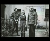 German Guards Notorious Arrest PHOTO World War II Concentration Camp 1945