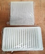 NEW Combo Set CABIN Air FILTER & Engine Air Filter TOYOTA Highlander CAB001-A199