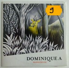 DOMINIQUE A : MAINSTREAM ♦ CD SINGLE PROMO ♦