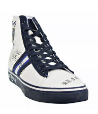 Polo Ralph Lauren Solomon Ii Mens Shoes Newport Navy/White Size 11.5