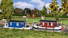 Faller 131008 Hausboote 2 Stück