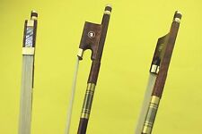 1pc New PRO Snakewood violin bow 4/4 full size beautiful pattern high quality