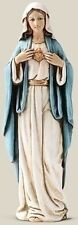 """Immaculate Heart of Mary Collectible 6"""" Statue"""