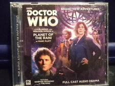 Doctor Who Audio 205 - Planet of the Rani by Marc Platt (Cd, 2015) Big Finish