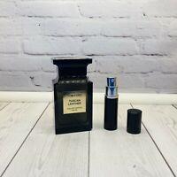 Tom Ford Tuscan Leather Sample 10 ml / 0.34 fl. oz. Eau De Parfum Decant