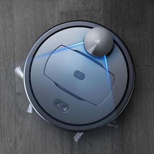 Robot Aspirapolvere e lavapavimenti WiFi e Mappe Laser e Barriere virtuali App