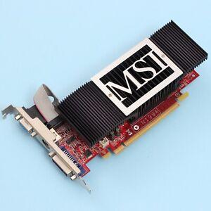 MSI N8400GS-TD512EH NVIDIA Geforce 8400GS PCI-E X16 512MB DDR2 VGA/DVI/TV Out
