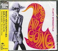 DUSTY SPRINGFIELD-WHERE AM I GOING-JAPAN CD Ltd/Ed B63
