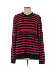 Sonia Rykiel Paris Red & Blue Striped Sweater, Size Large, NWT!
