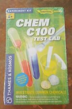 Ignition Series Chem C100 Test Lab Chemistry Chemistry Science Experiment Kit