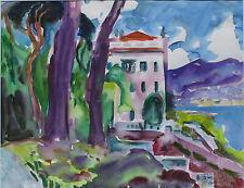 Tremezzo Comer See Lombardei Villa Carlotta 10.06.99  Bach Heymo