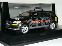 Schuco Audi Q7 Medical Car 2006 Le Mans 24 Hours LTD ED 1/43