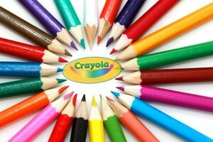 Crayola COLORED PENCILS Many Varieties -- You Choose! Buy Two & Save!