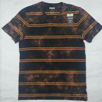 Stance The Crew T Shirt Striped Cliff Butter Blend Pima Cotton Mens M Wmns L