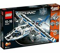 LEGO TECHNIC 2 IN 1 AEREO DA CARICO + POWER FUNCTIONS FUORI PRODUZIONE ART 42025