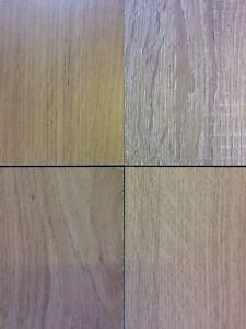 15mm Oak Melamine Faced Chipboard wood Shelving Board 1200mm Length 4 shades