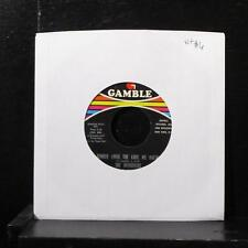 "The Intruders - Tender / By The Time I Get To Phoenix 7"" VG+ Vinyl G-4001 1970"