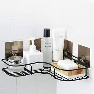 Huryfox 2 Pack Corner Shower Caddy Bathroom Shelf