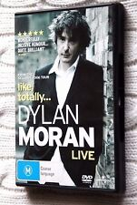 Dylan Moran - Live - Like Totally (DVD, 2007), Like new, free shipping