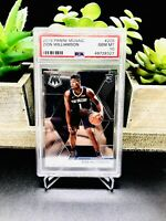 2019-20 Panini Mosaic ZION WILLIAMSON #209 Pelicans RC Rookie PSA 10 GEM MINT 🔥