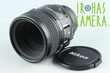 Nikon AF Micro Nikkor 60mm F/2.8 Lens #26847 A5