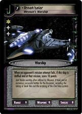 Star Trek CCG 2E Call To Arms Tenak'talar, Weyoun's Warship 3R204