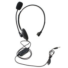 Wired Gaming Headset Headphone with MIC Volume Control for PS4 PC MAC iPhone