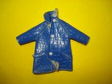 Vtg Barbie Tutti 60s Mod Doll Clothes Puddle Jumpers Coat 1966 3601 #1
