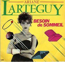 ARIANE LARTEGUY BESOIN DE SOMMEIL / EVA TANGO FRENCH 45 SINGLE