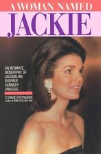 A Woman Named Jackie: An Intimate Biography of Jacqueline Bouvier Kennedy Onassi