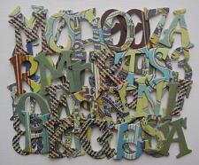 Basic Grey *SKATE SHOPPE* Alphabet Chipboard Letters