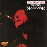 LEONARD COHEN So Long, Marianne CD BRAND NEW Compilation
