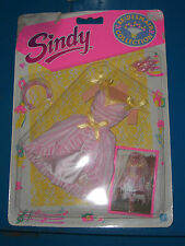 VINTAGE SINDY 1991 BRIDESMAID COLLECTION MOC DRESS CLOTHES 2